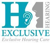 Exclusive Hearing Logo