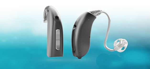 A picture of our Tinnitus hearing device
